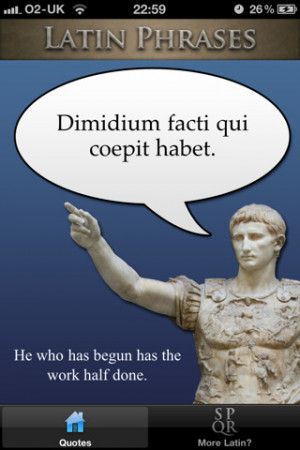 Quotes About Strength Latin...