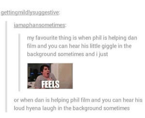 dan howell, danisnotonfire, funny, laugh, phan, phil lester, quote ...