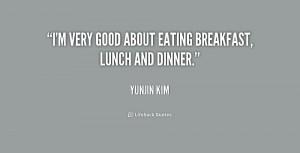 Healthy Breakfast Quotes