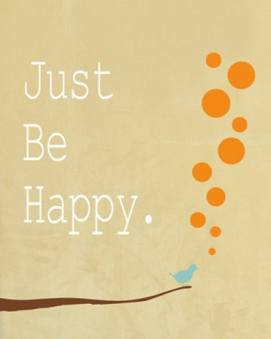 Be happy image quotes for pinterest