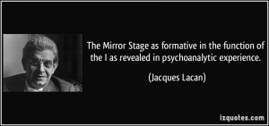 More Jacques Lacan Quotes