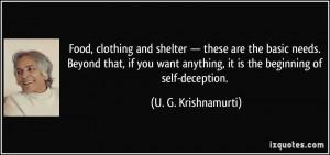 More U. G. Krishnamurti Quotes