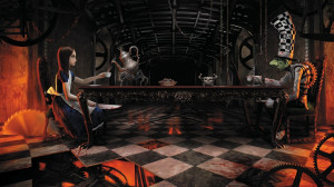 video games mad hatter artwork american mcgees alice 1920x1080 ...