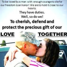 military love what i have i am in love with these sayings