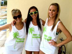 Spring Break T-Shirts & Tanktops Make Trips More Memorable