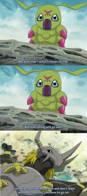Digimon Hope Quote