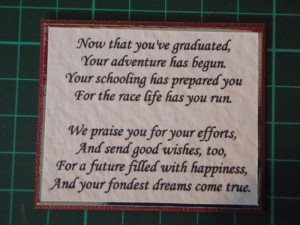 Middle School Graduation Quotes For Friends tumlr Funny 2013 For Cards ...