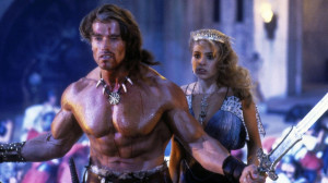 The worst part about Conan the Destroyer ? No cat lady sex.