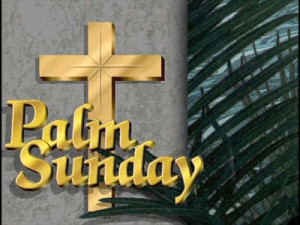 Palm Sunday at NRN was awesome! The Seasonal Choir and reader's ...