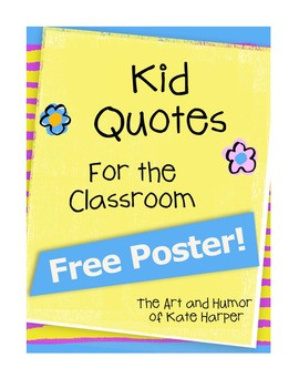 Printable Quotes For Classrooms