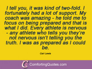 13 Sayings From Carl Lewis
