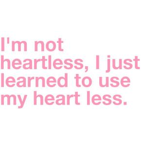 Not Heartless