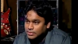 Rahman quotes Osho in a fairly recent CNN IBN Interview.