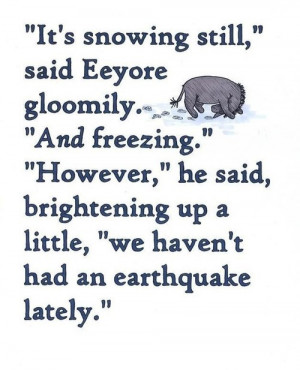 Disney Quotes Eeyore Eeyore quotes