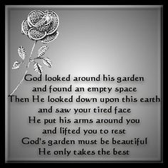 Funeral Poems Father in Law | ... away. | Police & Law Enforcement ...