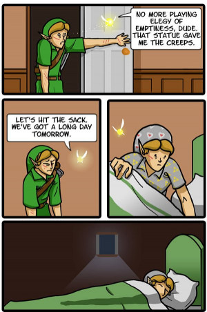 The Legend of Zelda: Majora's Creep