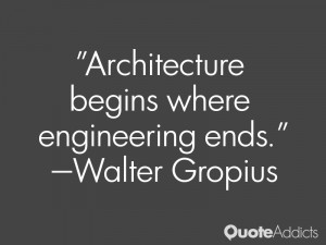 Walter Gropius HD Wallpaper
