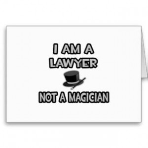 Greeting Cards, Note Cards and Funny Lawyer Greeting Card Templates