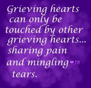Grieving Mothers What They