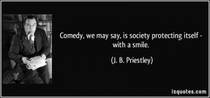 More J. B. Priestley Quotes
