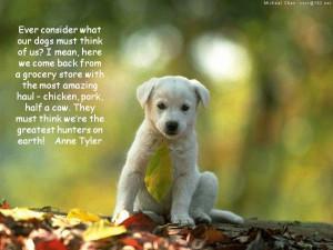 Dog Quotes Graphics