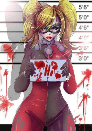 Harley Quinn♥ ~