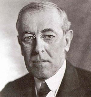 President Woodrow Wilson was a Racist