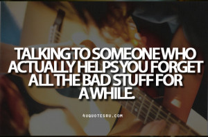 Quotes About Talking To Someone You Like Tumblr ~ Quotes & Sayings ...