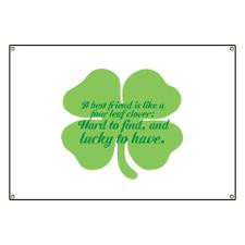 Cute Irish sayings Banner