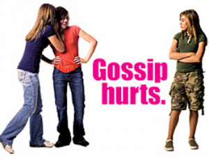 Drama and Gossip, What's the Point?