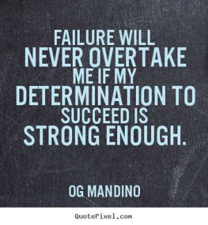 Best Determination Quotes
