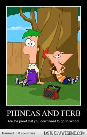 Phineas and Ferb Funny Memes