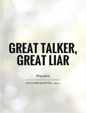 The only thing more pathetic than a liar is a liar inplete denial