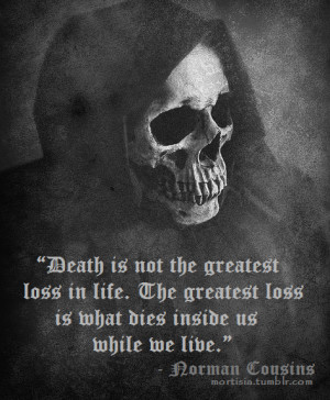 inspirational quotes regarding death