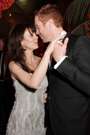 Damian Lewis Helen Mccrory Wedding
