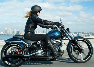 ... women female motorcycle riders and non riders and motorcycles says
