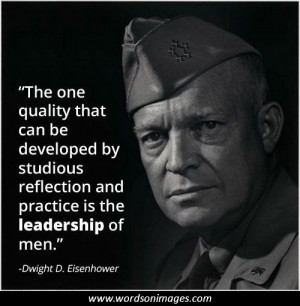 Military leadership quotes