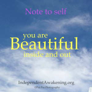 Quote of the Day: Note to Self