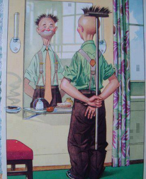 ... | Category: Funny Pictures // Tags: Funny bald cartoon // June, 2013