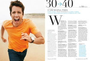 GoPro's Nick Woodman in the October issue of Outside.