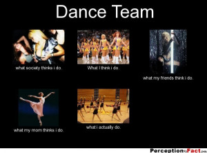 Dance Team Quotes Inspirational