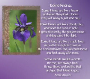 ... .org/english-graphics/friends/some-friends-are-like-a-flower