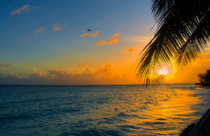 Via 10 Beautiful Sunset Around The World - Barbados
