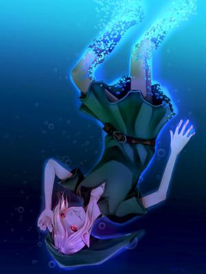 Ben Drowned Creepypasta Goldgirl Deviantart