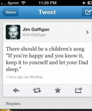 Few of My Favorite, Funniest Jim Gaffigan Quotes