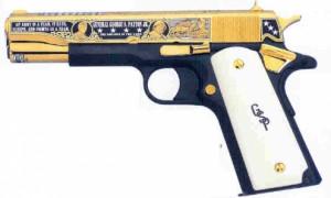 Pistols General George S. Patton, Jr. Tribute Pistol 1911 .45