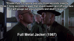 80s movie quotes full metal jacket 1987