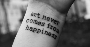 Your Ecards art, happiness, quote, sadness, tattoo - inspiring picture ...