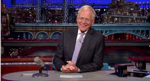 David Letterman Says Goodbye