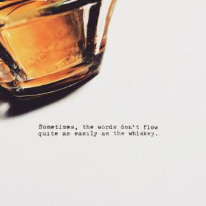 ... misanthropy bourbon writers block jim beam whiskey and misanthropy